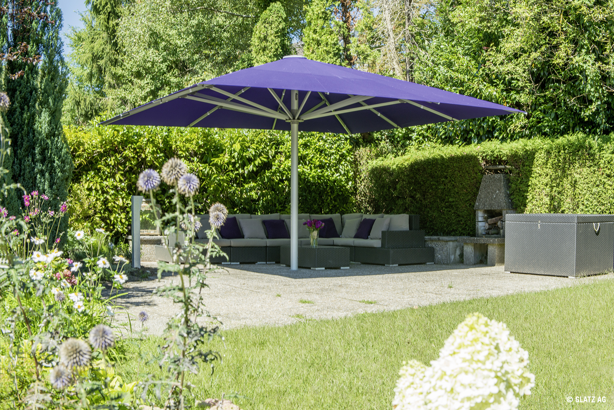 Seriøst Klassisk parasol med uanede anvendelsesmuligheder - Moogio.dk NV79